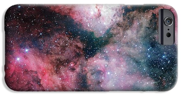 Carina Nebula IPhone Case by European Southern Observatory