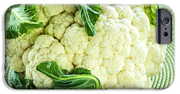 Cauliflower IPhone 6s Case by Elena Elisseeva