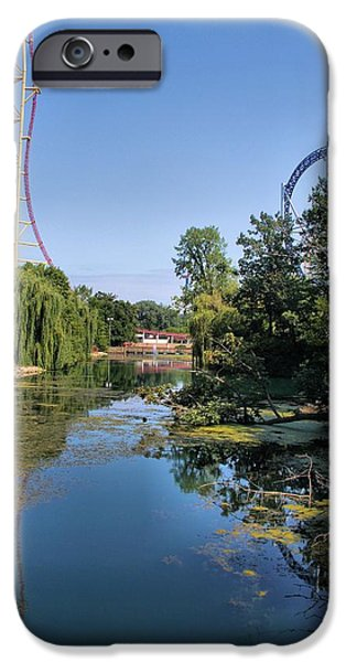 Cedar Point Ohio IPhone 6s Case by Dan Sproul