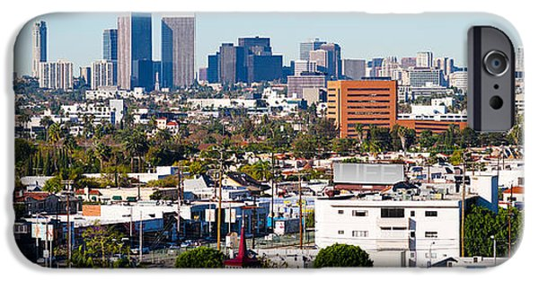 Century City, Beverly Hills, Wilshire IPhone 6s Case by Panoramic Images