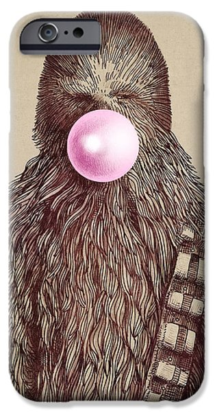 Big Chew IPhone 6s Case by Eric Fan