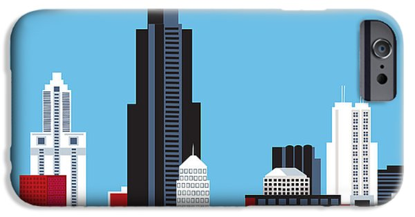 Chicago IPhone 6s Case by Karen Young