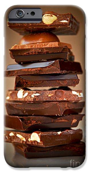 Chocolate IPhone Case by Elena Elisseeva