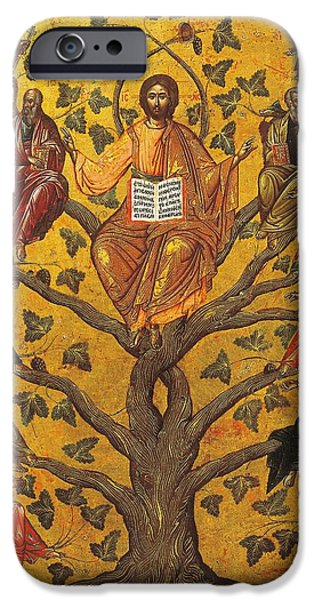 Christ And The Apostles IPhone Case by Unknown