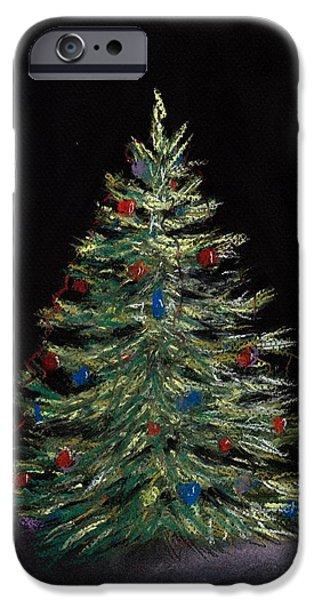 Christmas Eve IPhone Case by Anastasiya Malakhova