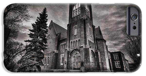 Church Gothic IPhone Case by Ian MacDonald