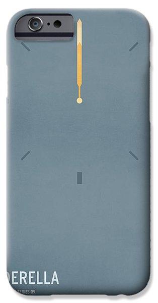 Cinderella IPhone Case by Christian Jackson