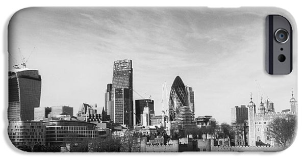 City Of London  IPhone 6s Case by Pixel Chimp