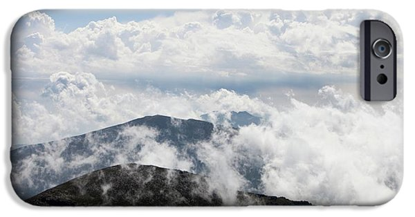 Clouds And Mist IPhone Case by Ashley Cooper