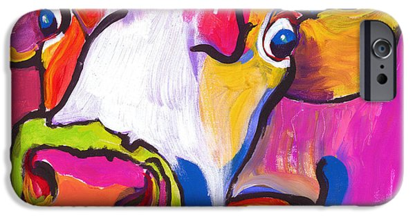 Cold Hands IPhone Case by Pat Saunders-White
