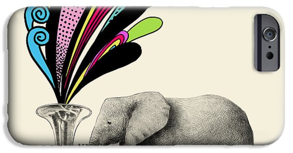 Color Burst IPhone Case by Eric Fan