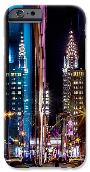 Color Of Manhattan IPhone 6s Case by Az Jackson