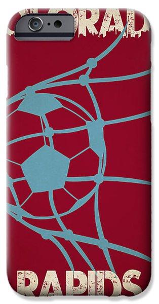 Colorado Rapids Goal IPhone 6s Case by Joe Hamilton