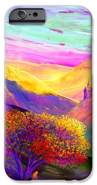 Colorful Enchantment IPhone Case by Jane Small