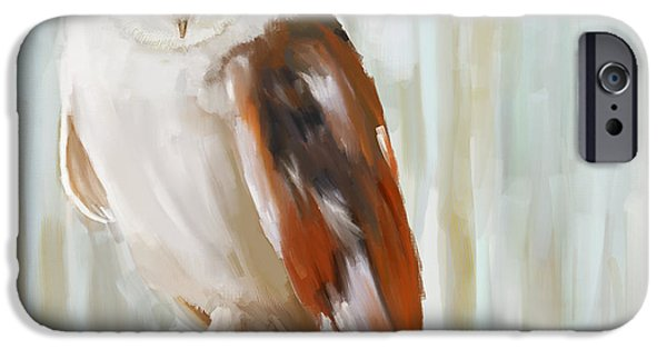 Contemplation IPhone Case by Lourry Legarde
