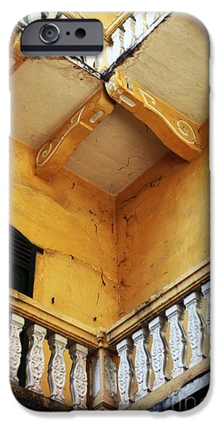 Corners In Cartagena IPhone Case by John Rizzuto