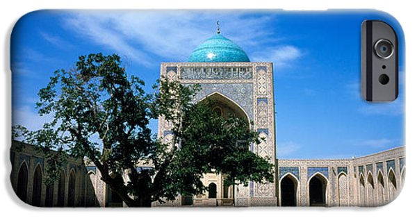 Courtyard Of A Mosque, Kalon Mosque IPhone 6s Case by Panoramic Images