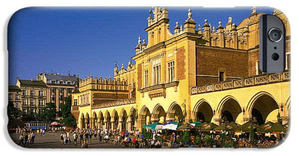 Cracow Poland IPhone Case by Panoramic Images