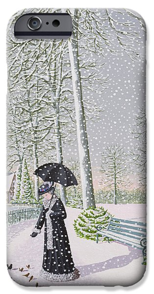 Daily Encounter IPhone Case by Peter Szumowski