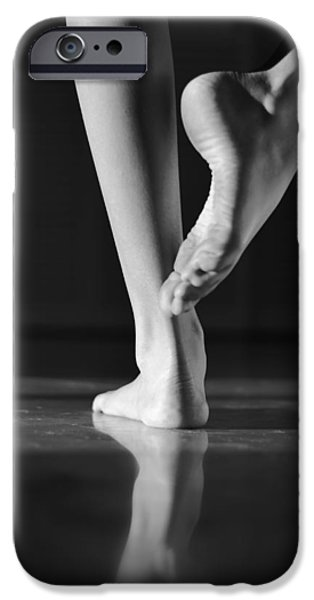 Dancer IPhone Case by Laura Fasulo