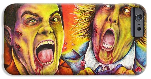 Dead And Deader By Mike Vanderhoof IPhone Case by Michael Vanderhoof