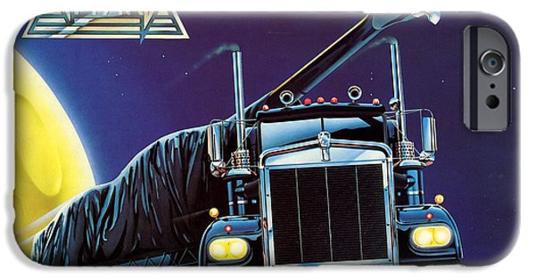 Def Leppard - On Through The Night 1980 IPhone Case by Epic Rights