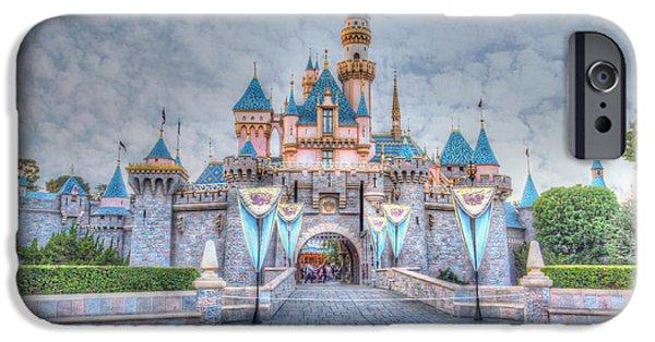 Disney Magic IPhone Case by Heidi Smith