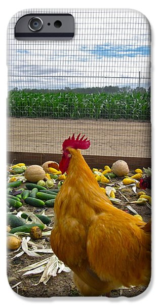 Don't Forget Your Veggies ... IPhone 6s Case by Gwyn Newcombe