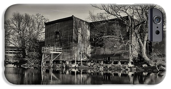 Down By The Docks IPhone Case by Joshua House
