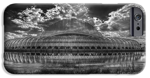 Dramatic Sky IPhone Case by Marvin Spates