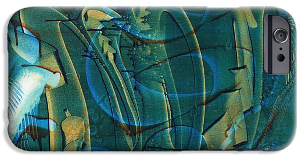Dream Weaver IPhone Case by Stephanie Holznecht