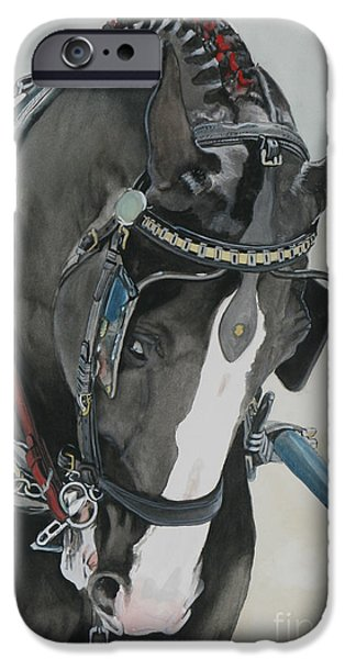 Driven IPhone Case by Patricia Brandt