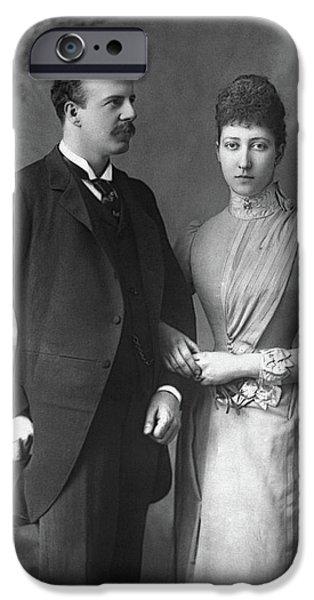 Duke And Duchess Of Fife IPhone Case by Granger