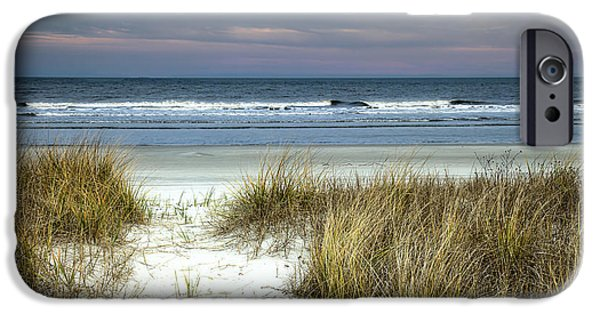 Dusk In The Dunes IPhone Case by Phill Doherty