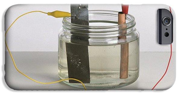 Early Battery IPhone Case by Dorling Kindersley/uig