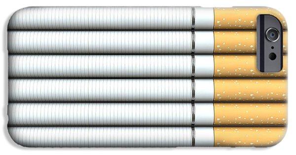 Ecigarette Revolution IPhone Case by Allan Swart