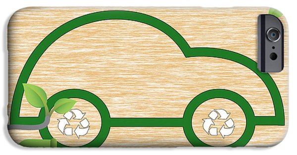 Eco Collection IPhone Case by Marvin Blaine