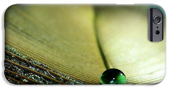 Emerald City IPhone Case by Krissy Katsimbras