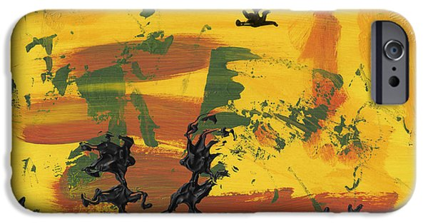 Enjoy Dancing IPhone Case by Manuel Sueess