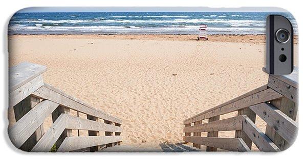 Entrance To Atlantic Beach IPhone Case by Elena Elisseeva