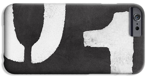 Even And Odd Numbers IPhone Case by Linda Woods