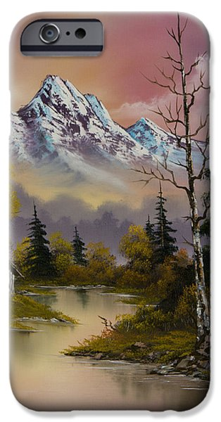 Evening's Delight IPhone Case by C Steele