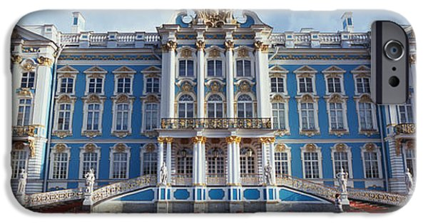 Facade Of A Palace, Catherine Palace IPhone 6s Case by Panoramic Images