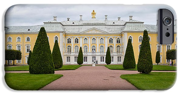 Facade Of A Palace, Peterhof Grand IPhone 6s Case by Panoramic Images