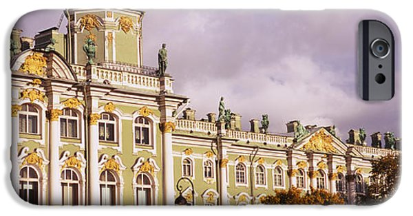Facade Of A Palace, Winter Palace IPhone 6s Case by Panoramic Images