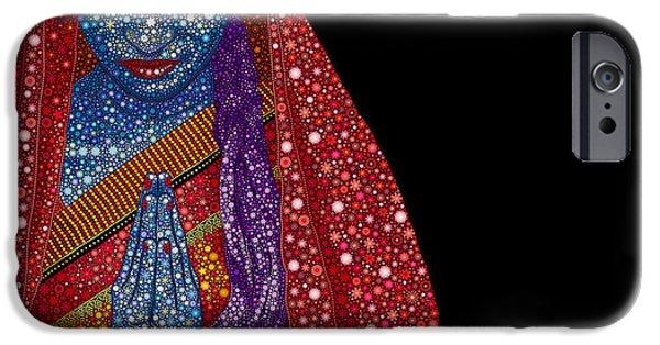 Faith IPhone Case by Tim Gainey