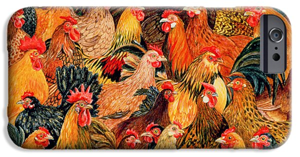 Fine Fowl IPhone 6s Case by Ditz