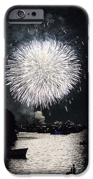 Fireworks IPhone Case by Giovanni Chianese