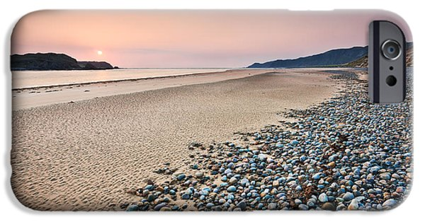 Five Finger Strand - Donegal - Ireland IPhone Case by Rod McLean