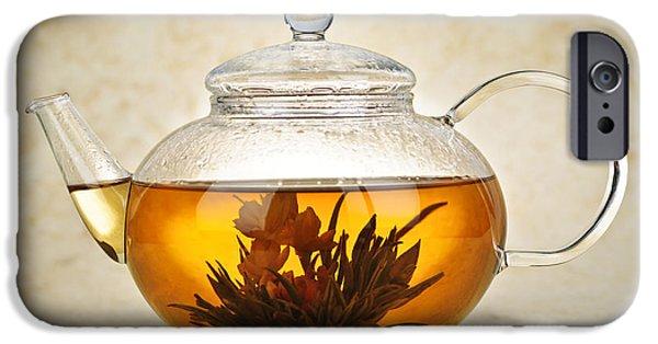 Flowering Blooming Tea IPhone 6s Case by Elena Elisseeva